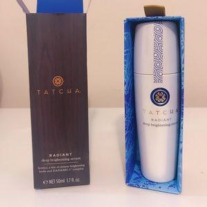 Tatcha Makeup - Tatcha Essence Serum New